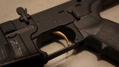The author has found that the AR Gold Trigger gives him everything he wants in an AR trigger.