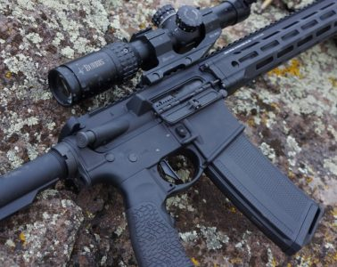 the M4V7 Pro from Daniel Defense is purpose-built for 3-Gun competition and competitive shooting.