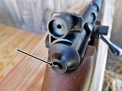 The Rascal sports a clearly visible and tactical cocking indicator, as well as a high-quality rear sight.
