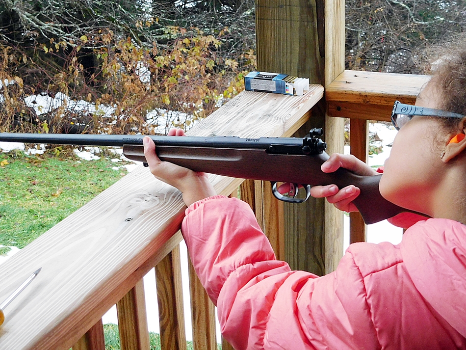 The Savage Rascal is a great and affordable way to get young people excited about the sport of shooting.