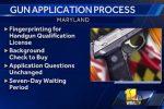 Maryland to Launch Digital Portal for Gun Buyers