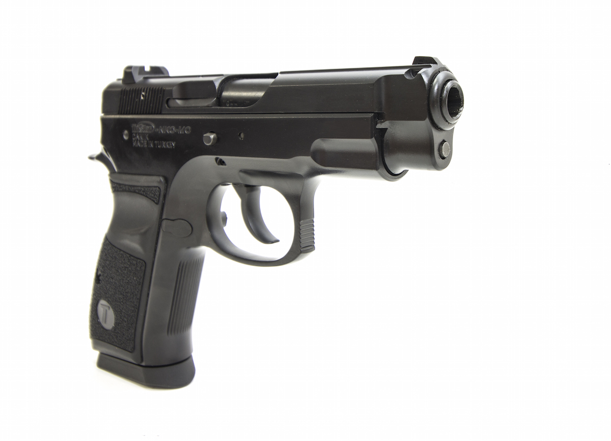 The C100 pistol from TriStar offers shooters a CZ-75-style pistol from Turkey that delivers amazing performance at a good price.