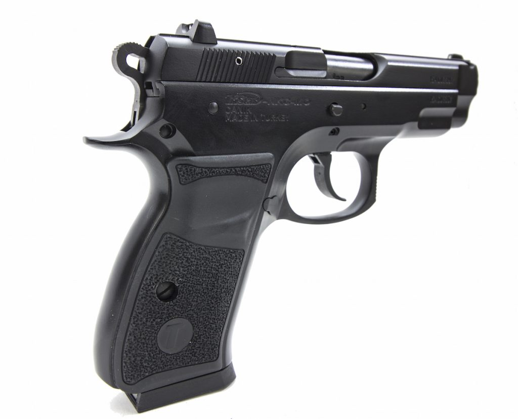 For those who want a compact pistol in the CZ-75 pattern for a good price, the TriStar C100 makes for a really good option.