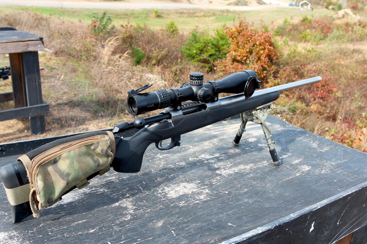 Long-Range Sleeper: The Tikka T3X Compact Tactical Rifle