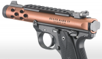 Ruger Adding 5 New Handguns Late 2016: Mark IV, SR1911, LCR, GP100 and Redhawk