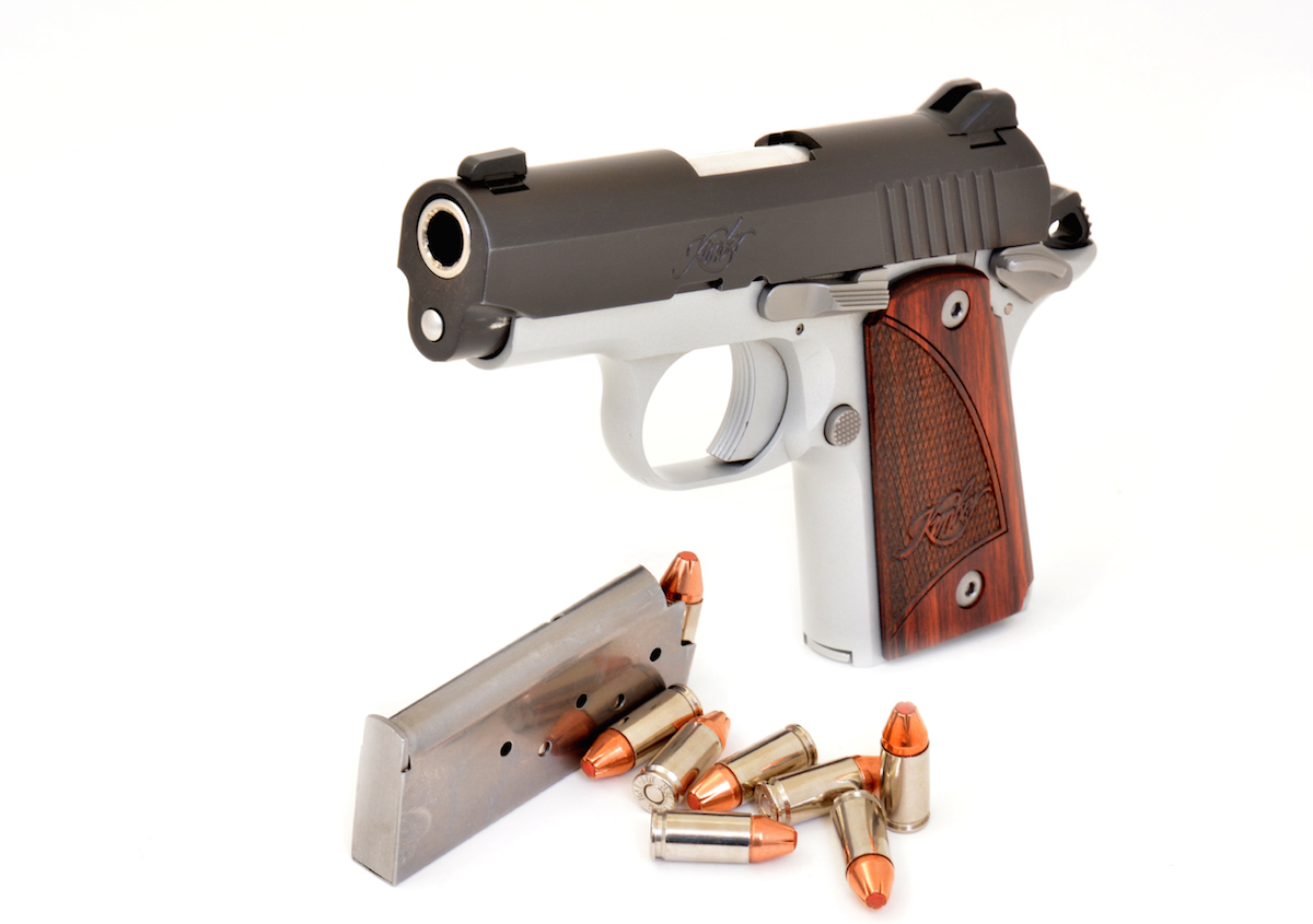 Dump Your .380 and Get This 9mm: Kimber's Tiny Micro 9—Full Review.