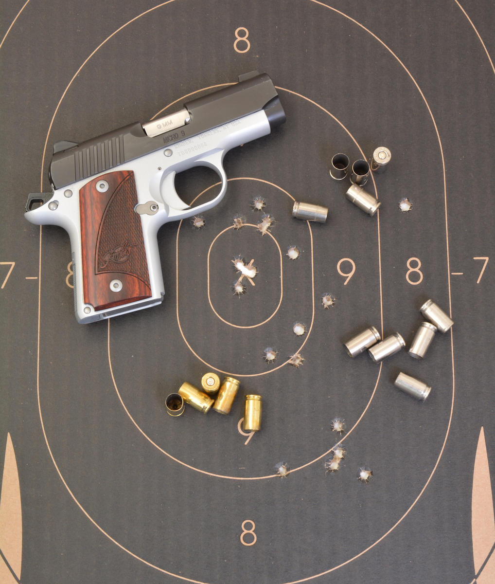 Dump Your  380 and Get This 9mm: Kimber's Tiny Micro 9—Full Review