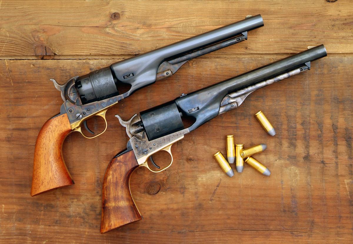 картинки ковбойский револьвер отговаривали