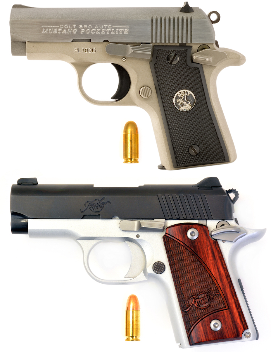 Dump Your  380 and Get This 9mm: Kimber's Tiny Micro 9—Full