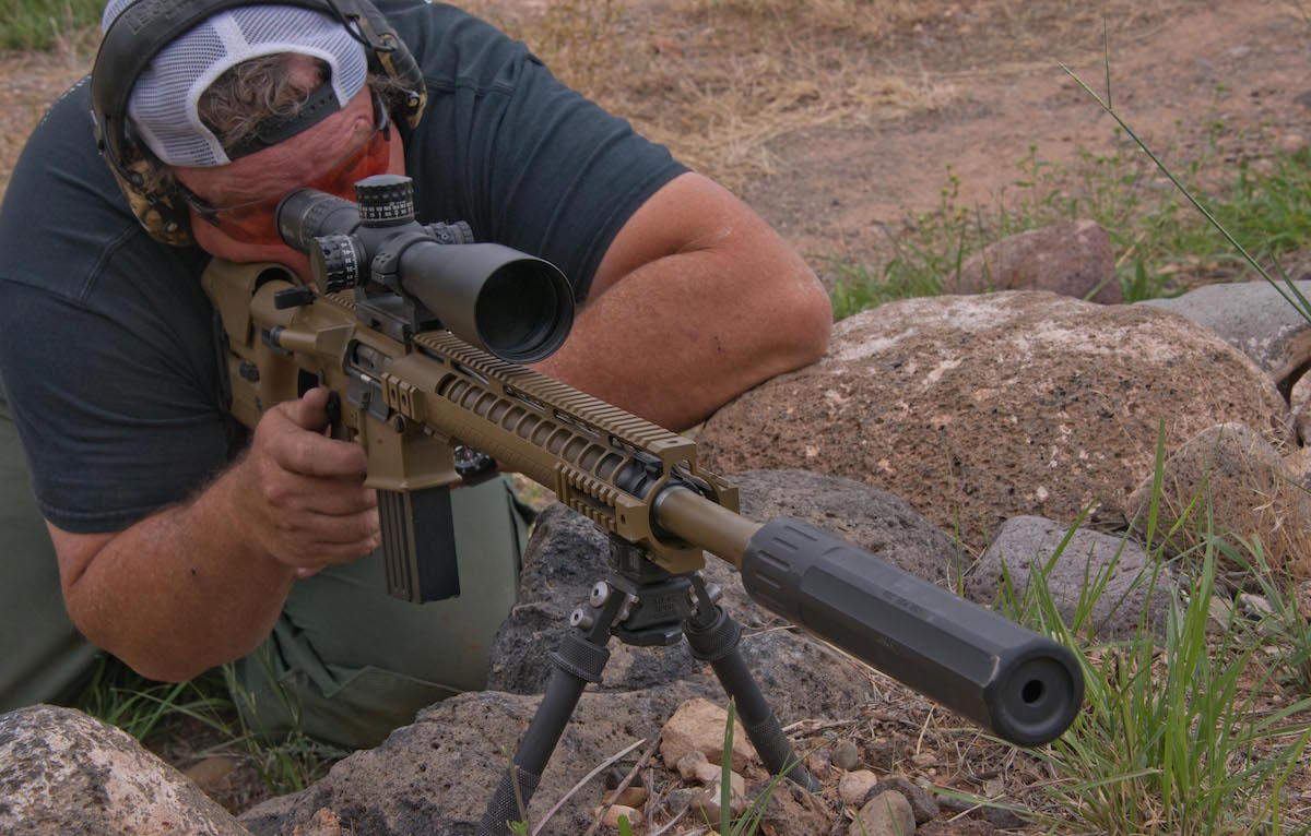 The Ultimate Precision Rifle? Armalite AR-10 PRC in .260—Full Review.
