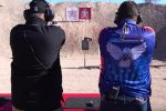 High Noon Springfield XD-M Showdown: Rob Leatham Vs. Clay Martin — SHOT Show 2017