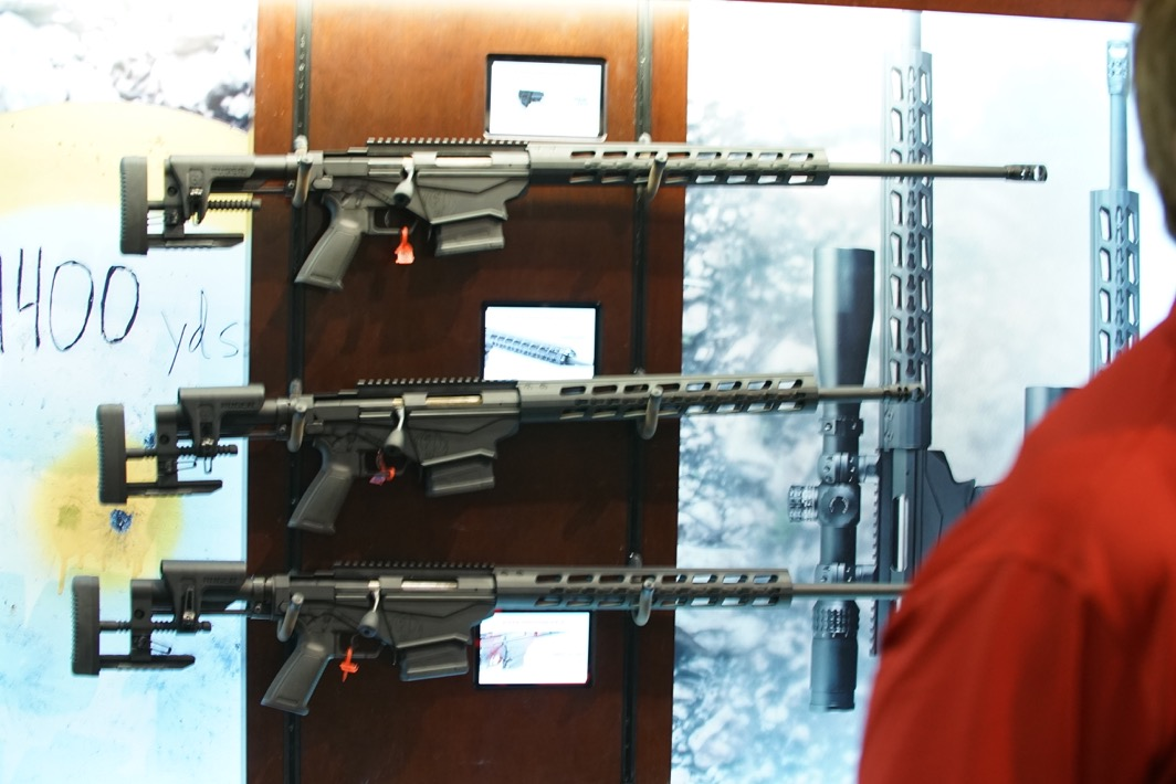 Ruger's Exciting New 6mm Creedmoor Rifles—SHOT Show 2017