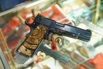 The Best of the Best? Nighthawk Custom's Turnbull Pistol & More—SHOT Show 2017.