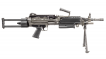 Paratrooper Version of the Semi-Auto SAW? FN's Exciting New M249S Para