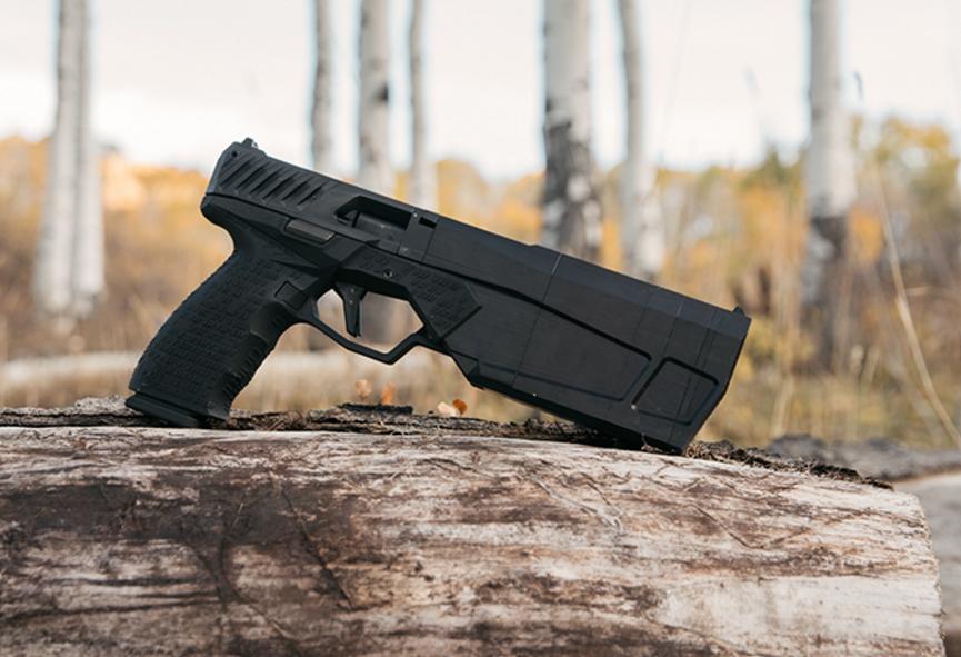 Integrally Suppressed 9mm Pistol – Finally the SilencerCo Maxim 9 – SHOT Show 2017