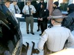 Weapons Seized at North Carolina Black Panther Press Conference