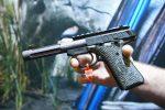 Tactical Solutions TLP-22 Pistol—SHOT Show 2017