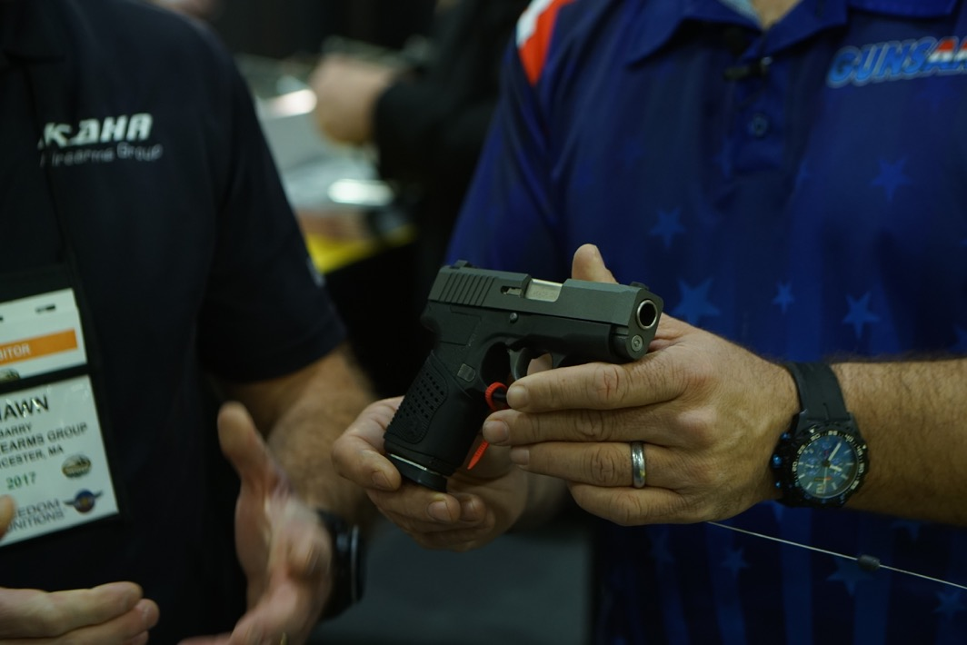 New Kahr Arms Pistols from SHOT Show 2017