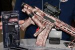 Dead Foot Arms Folding Stock Adapter for ARs: Shoots Folded—SHOT Show 2017