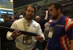 GEMTECH: Integrally Suppressed AR, Modular .45ACP Suppressor  — SHOT Show 2017