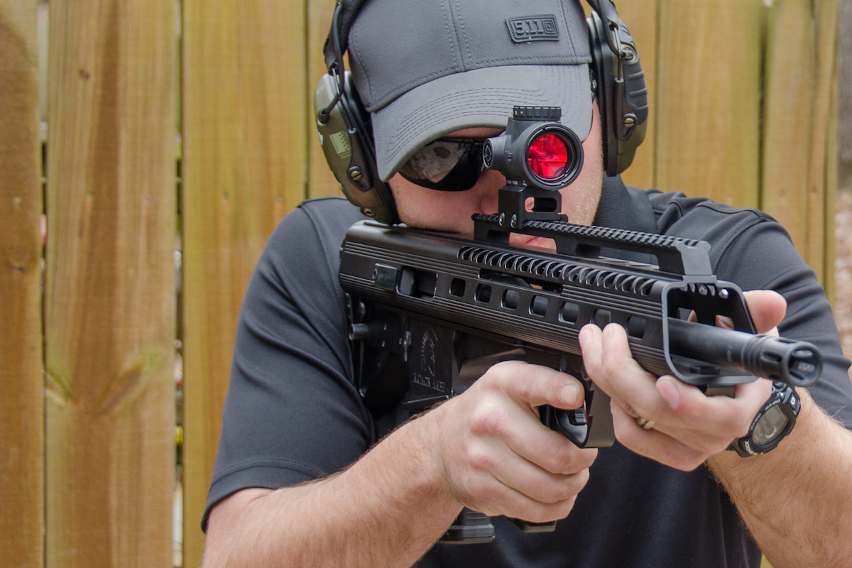 A Bullpup That Does Not Suck? The K&M Arms M17S .308 – Full Review.