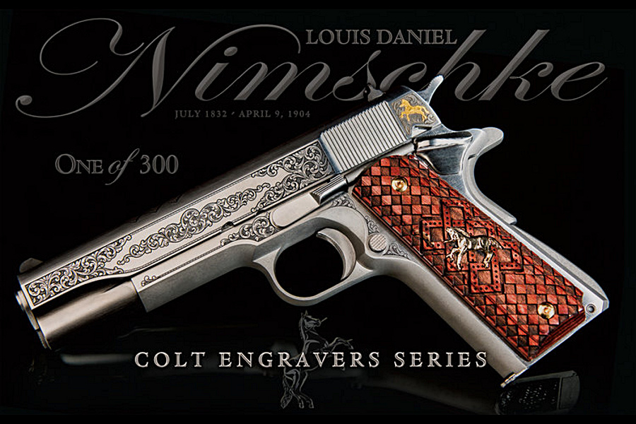 Gorgeous New Talo Exclusives: an Engraved Colt 1911 and a Turnbull Ruger Super Blackhawk