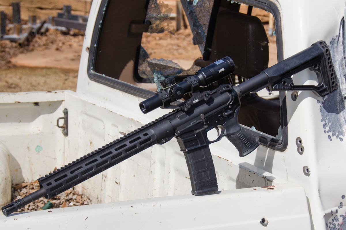 The New MSR 15 Recon: A Sub-MOA Savage AR in .223 Wylde – Full Review.
