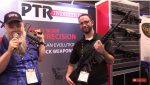 100% American HK-91 Sniper Model + Pistol – PTR Industries – SHOT Show 2017
