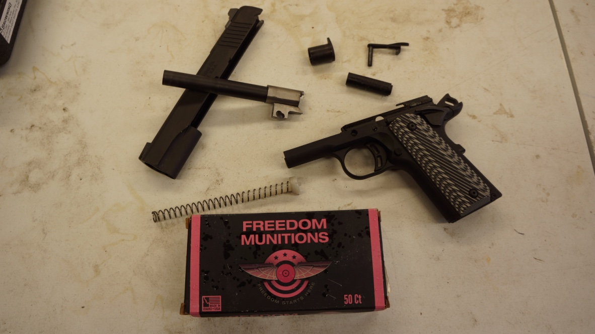 A Pint-Sized 1911? Browning's Black Label Pro 1911-380—Full Review