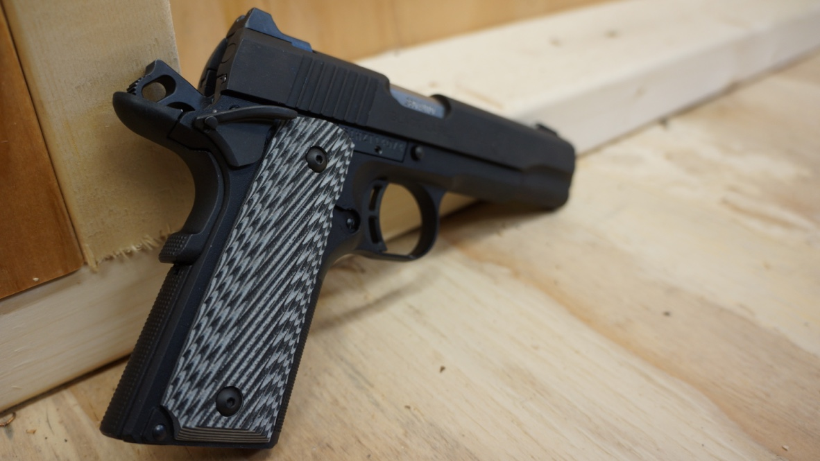 A Pint-Sized 1911? Browning's Black Label Pro 1911-380—Full