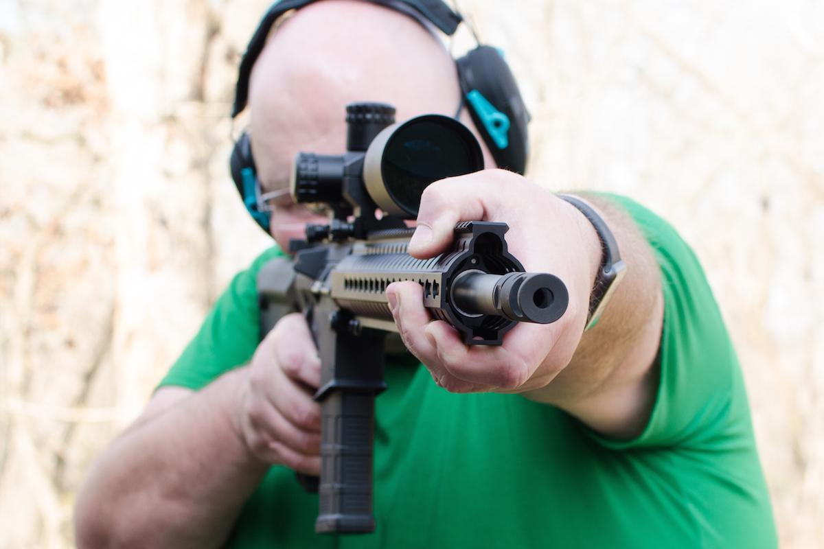 A 3-Gun Heavy Metal Hammer? CMMG Mk3 3GR .308 Rifle – Full Review