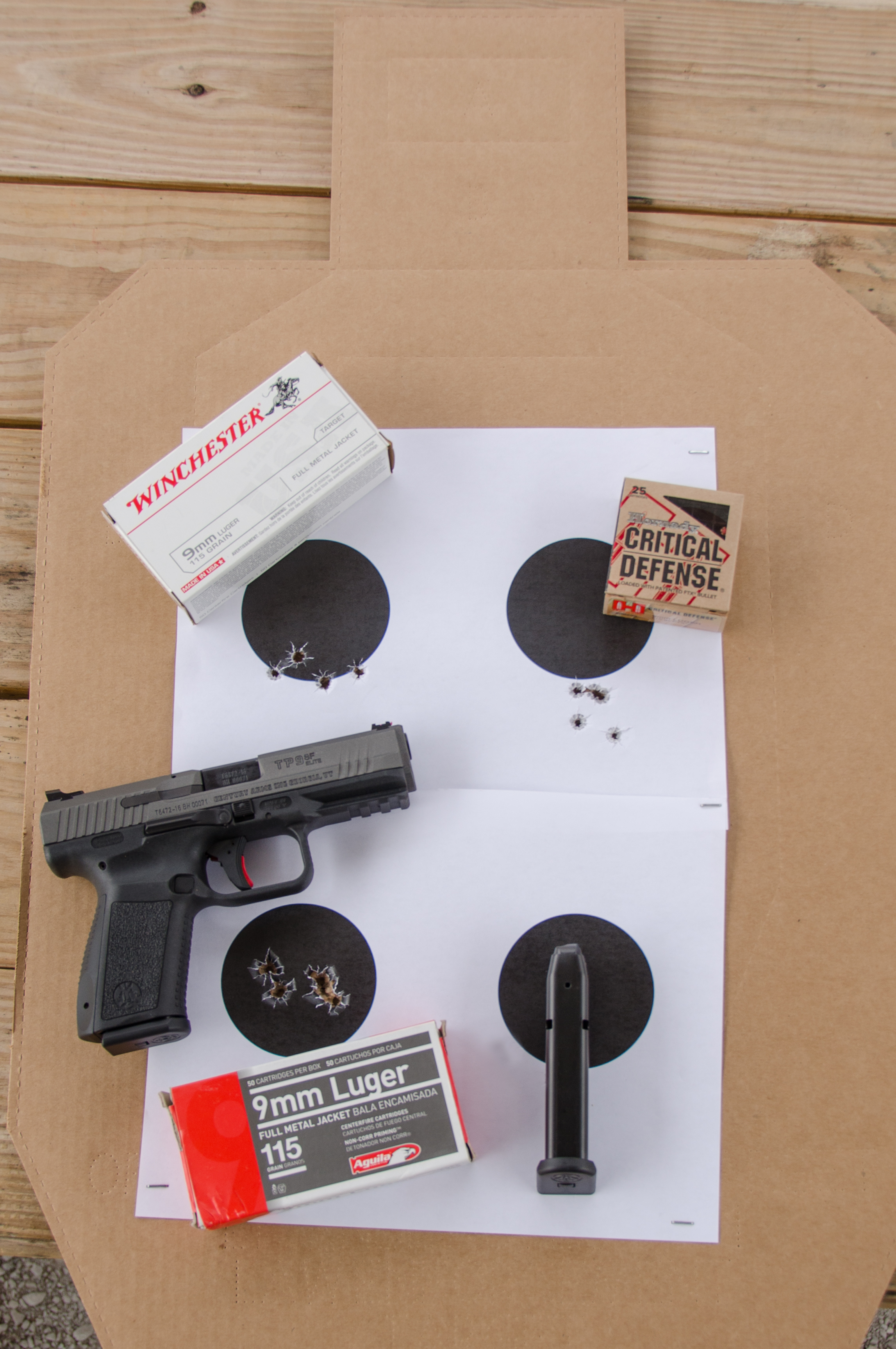 A 9mm Turkish Delight? The Compact Canik TP9 SF Elite - Full Review