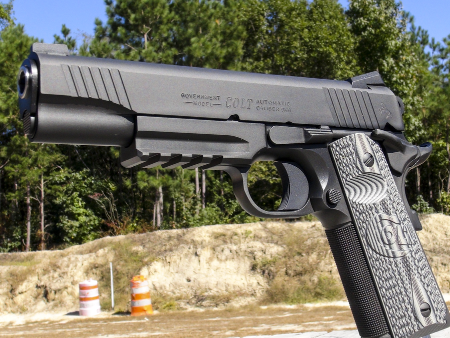 Rebirth of the Rampant Colt? The Combat Unit 9mm – Full Review.