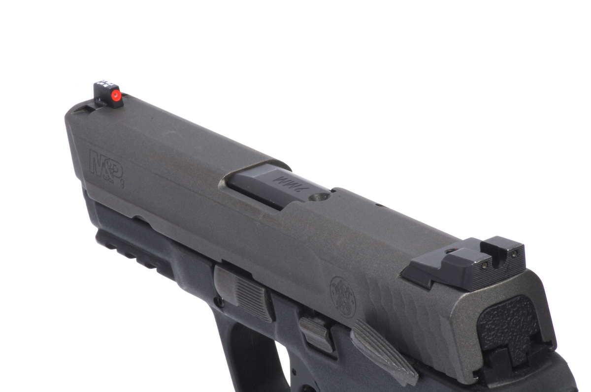 precision ccw night sights the new hd xr from trijicon hands on