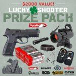 Feelin' Lucky? Enter Aguila Ammunition Lucky Shooter Sweepstake ($2,000 in Prizes!)