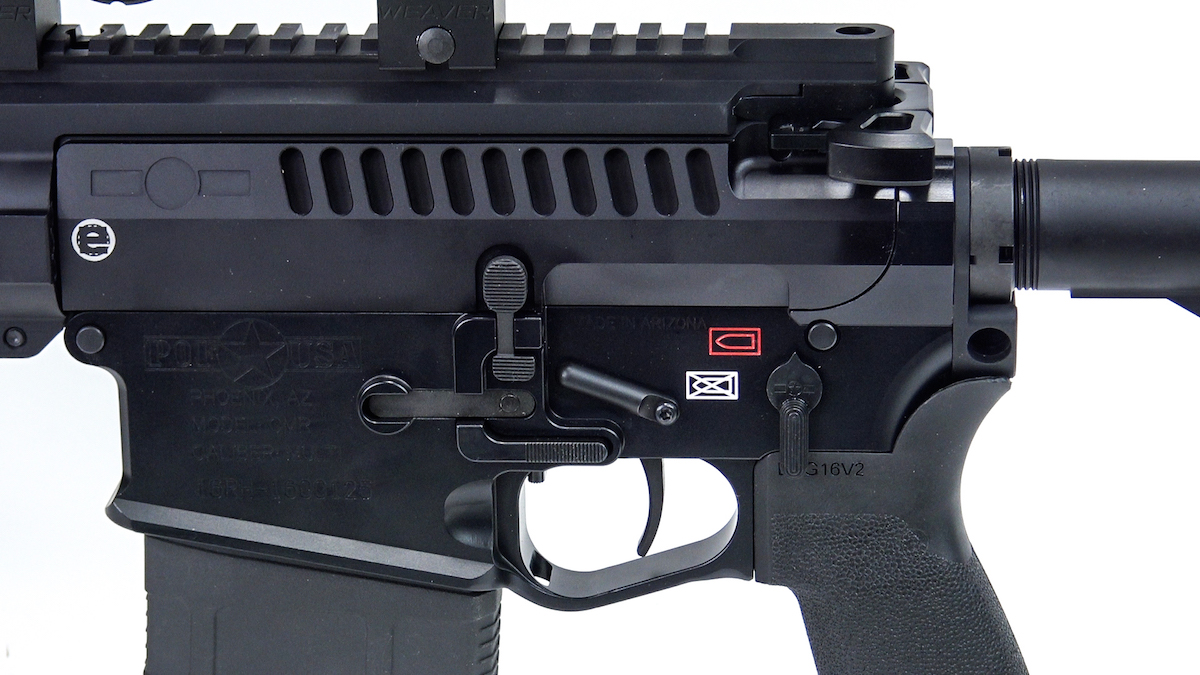 A 5.56-Sized .308 AR? The POF-USA Piston-Operated Revolution – Full Review.