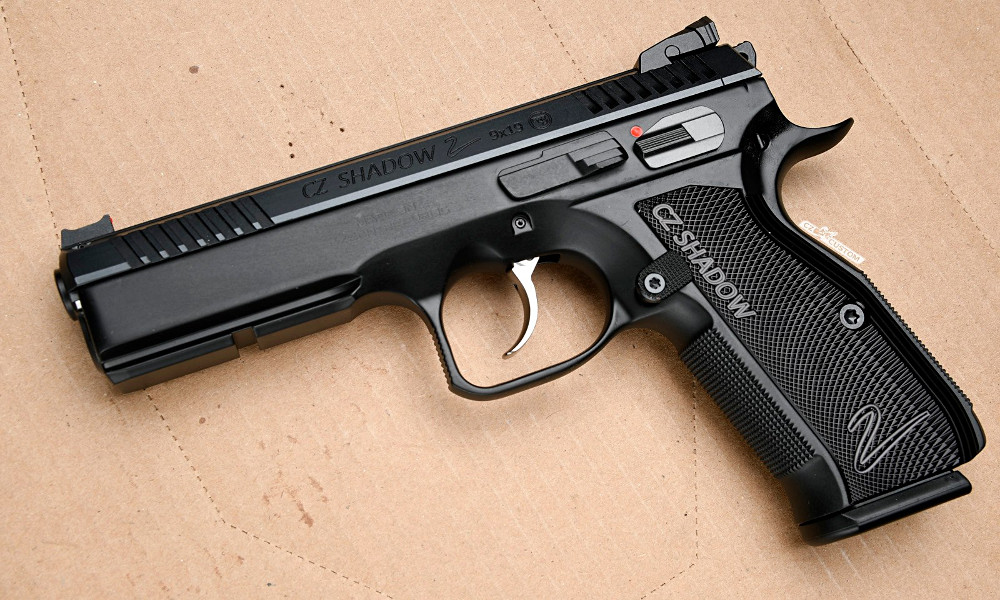 Check Out The Cz Custom Shadow 2 And New Cz 75 Semi Compact