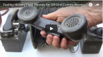 Prepping 101: Testing Military Field Telephones for Off-Grid Communications