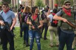 Anti-Trump 'Lefties with Guns' Descend on Phoenix