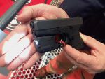 Light Up Your Glock! Crimson Trace Announces Laserguard Pro for Glocks – NRA 2017