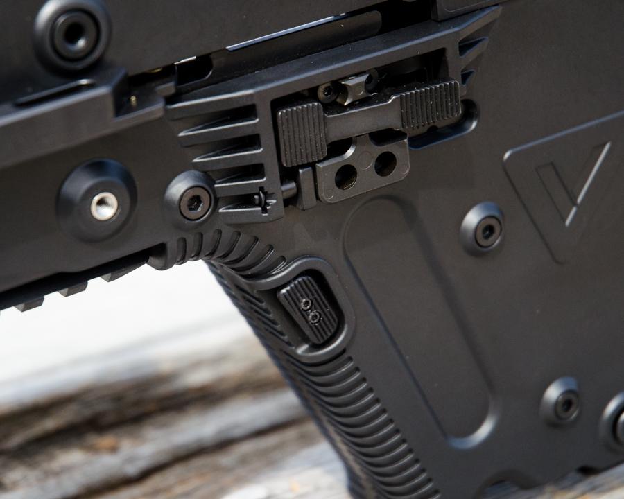 Taming the Ten: A Reverse-Recoil 10mm? The KRISS Vector Gen