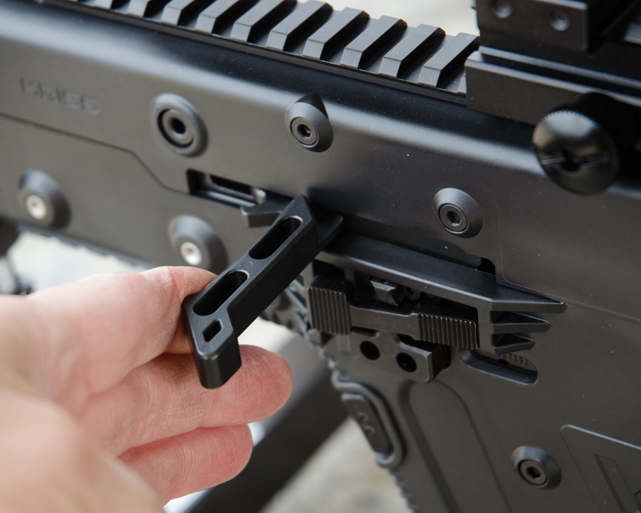 Taming the Ten: A Reverse-Recoil 10mm? The KRISS Vector Gen