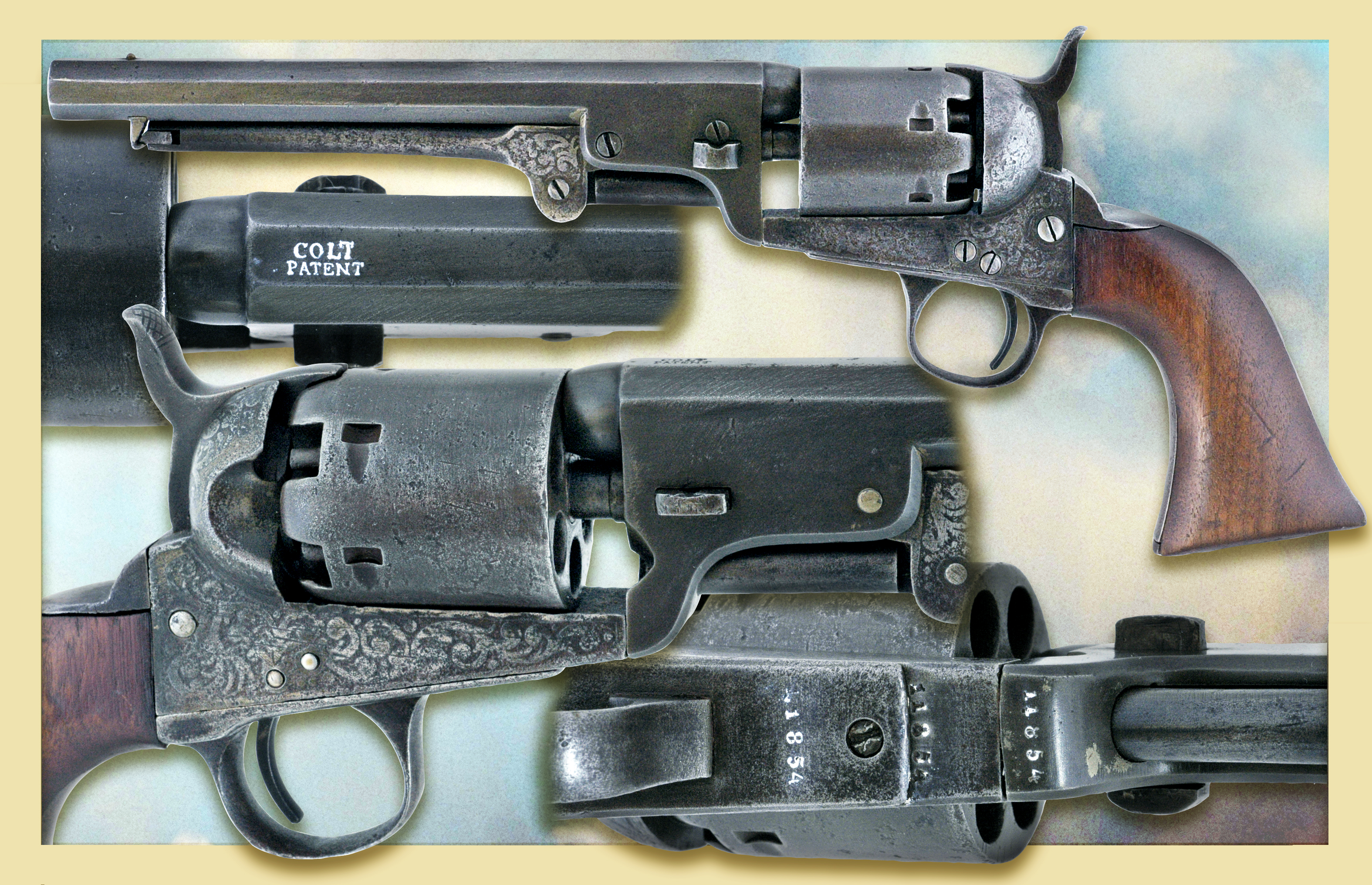 Foreign-Made Colt Revolvers? The Fascinating Story of the