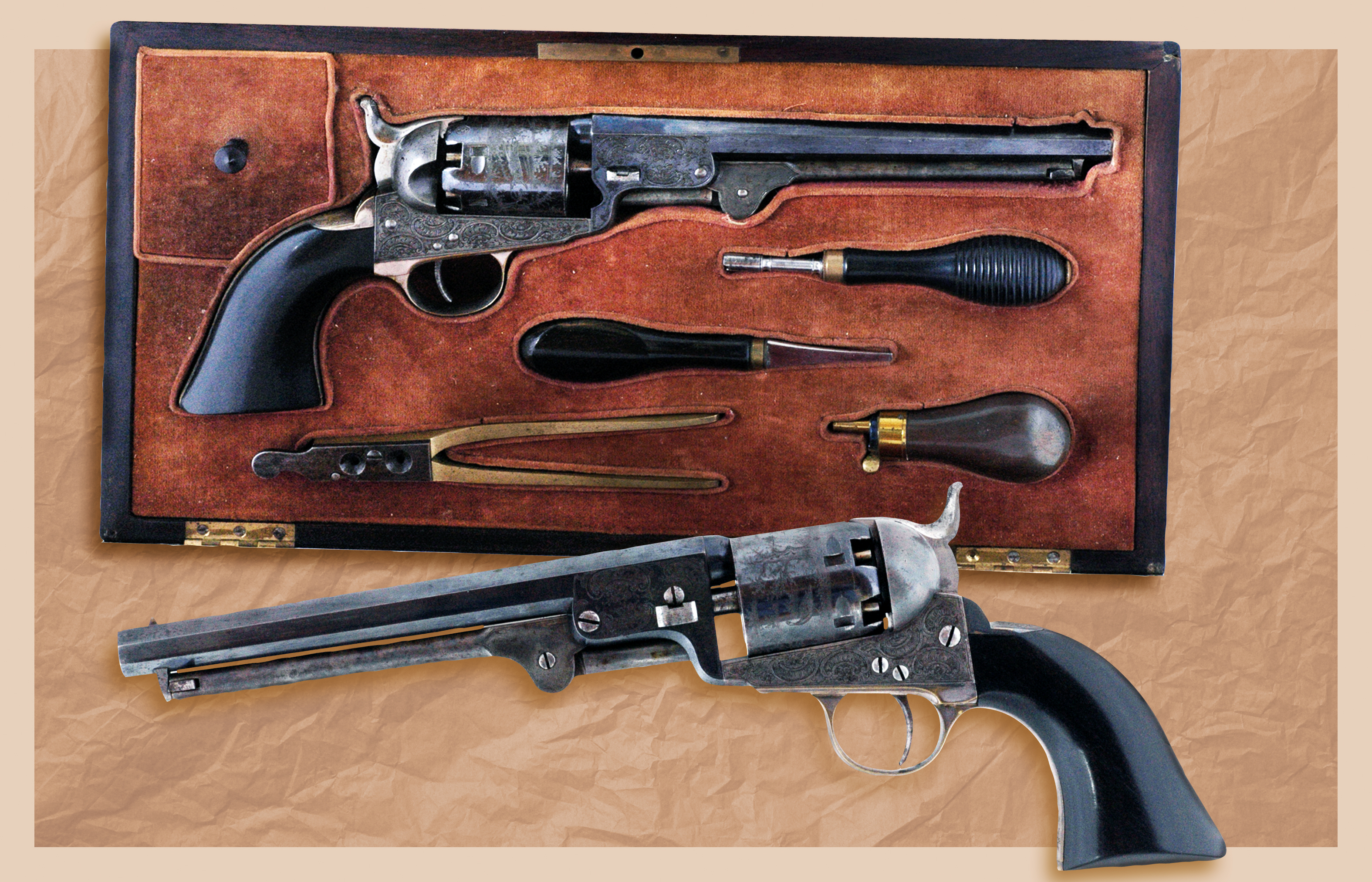 Foreign-Made Colt Revolvers? The Fascinating Story of the Collectible Colt Brevetes.