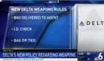 Delta Rolls Out New Policy for Traveling with Guns