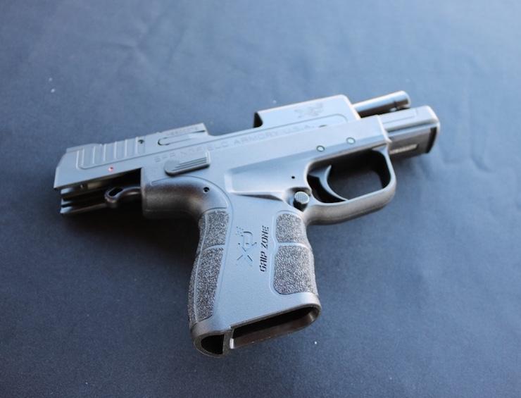 Springfield's All-New XD-E - First Look! - GunsAmerica Digest