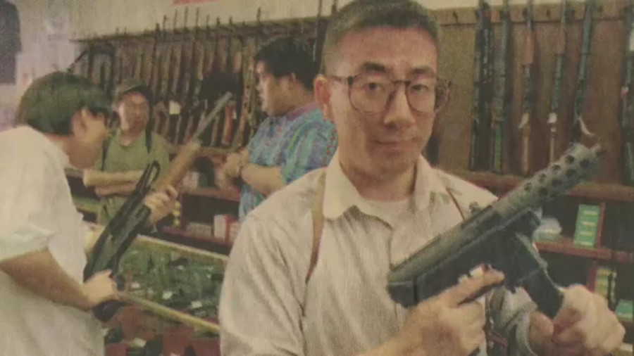 A Amp E Interviews Gun Store Manager Who Fought Back In L A