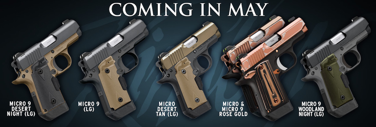 Kimber Micro & Micro 9: Carrying Concealed Never Looked So