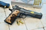 Wow! Bid on this One-of-a-Kind Colt 1911 to Benefit USA Shooting