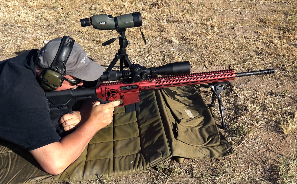 A 5 56 Magnum? Supersize Your AR with the  22 Nosler - Full